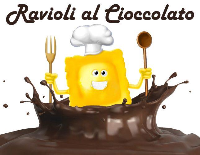 Ravioli Al Cioccolato